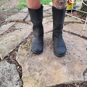Womens Timberland Putnam Mid-Zip Boot SZ 7.5